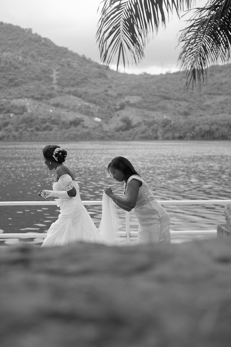 photoblog image Wedding Akosombo Picture