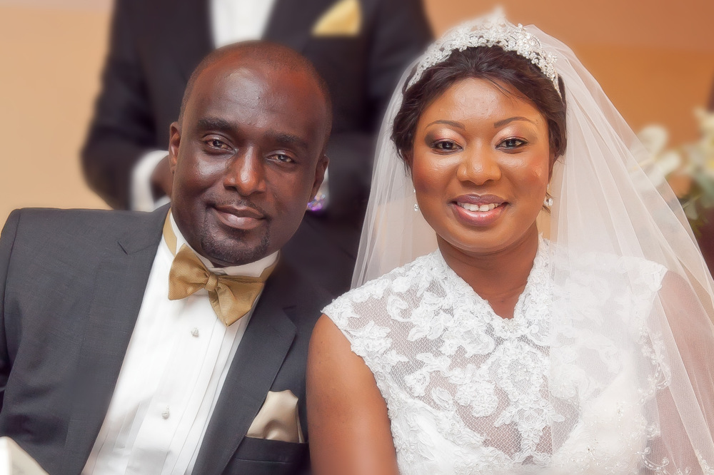photoblog image East Legon Wedding Accra Ghana  Serwaa + Frank