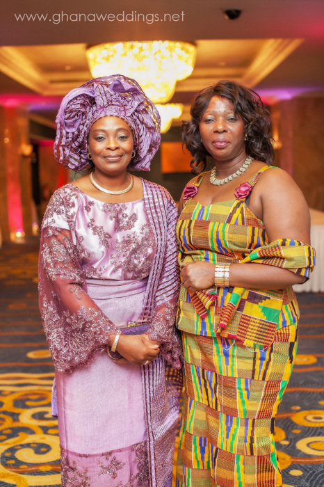 photoblog image Mothers Of The Day - Ghana meets Nigeria.