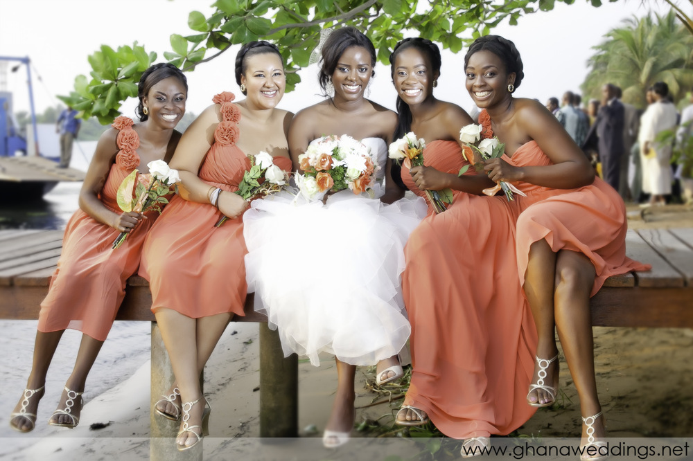 photoblog image Ada Foah Wedding in Accra